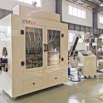 Automatikus folyékony palack töltőgép, Clorox fehérítő sav töltő gép