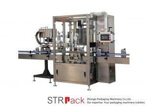 Automatikus folyamatos takarógép