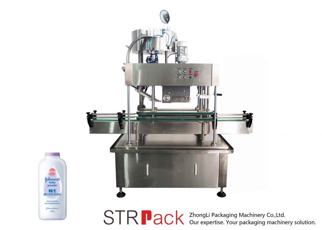 Automatikus, lineáris tetőfedő gép (sajtó sapka)
